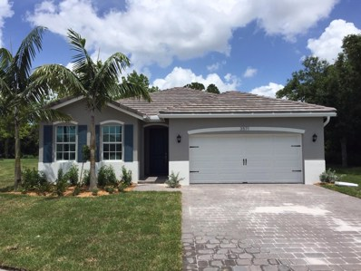 3571 SW Blackberry Lane, Palm City, FL 34990 - #: RX-10524433