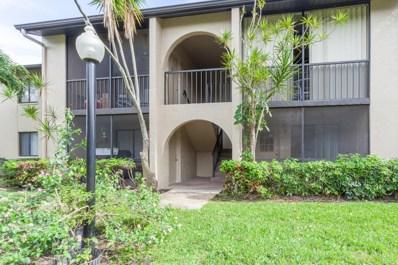515 Shady Pine Way UNIT B1, Greenacres, FL 33415 - MLS#: RX-10524550