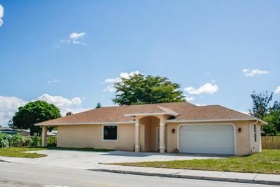 6976 Venetian Drive, Lantana, FL 33462 - #: RX-10524635