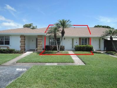 1218 S Lakes End Drive UNIT Ajpt B, Fort Pierce, FL 34982 - #: RX-10524995