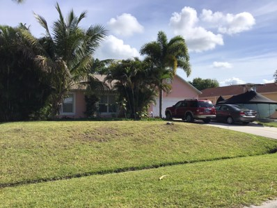 1409 SW Goodman Avenue, Port Saint Lucie, FL 34953 - MLS#: RX-10525111