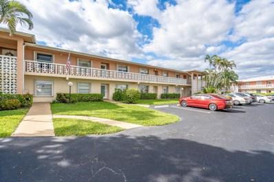1850 NW 18th Street UNIT 204, Delray Beach, FL 33445 - MLS#: RX-10525147