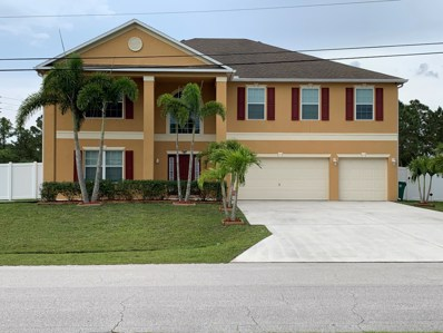 5443 NW Crisona Circle, Saint Lucie West, FL 34986 - #: RX-10525549