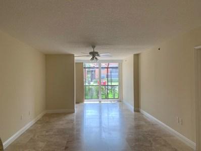 3131 Clint Moore Road UNIT 105, Boca Raton, FL 33496 - MLS#: RX-10525839