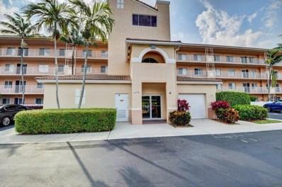 5778 Crystal Shores Drive UNIT 305, Boynton Beach, FL 33437 - #: RX-10525877