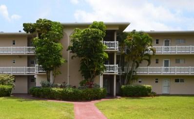 2769 Garden Drive S UNIT 205, Palm Springs, FL 33461 - #: RX-10525897