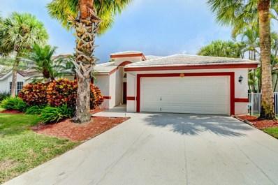 2825 N Clearbrook Circle, Delray Beach, FL 33445 - MLS#: RX-10526010