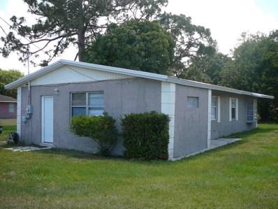 1413 N 21st Street, Fort Pierce, FL 34950 - MLS#: RX-10526232