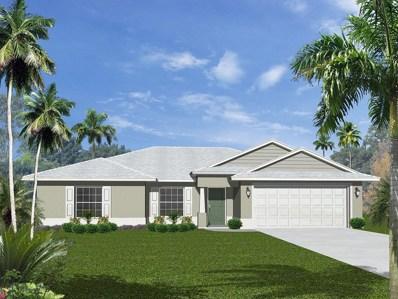 3813 SW Kakopo Street, Port Saint Lucie, FL 34953 - #: RX-10526643
