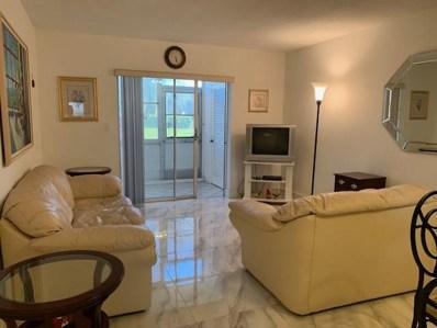 2769 Garden Drive S UNIT 111, Palm Springs, FL 33461 - #: RX-10526647