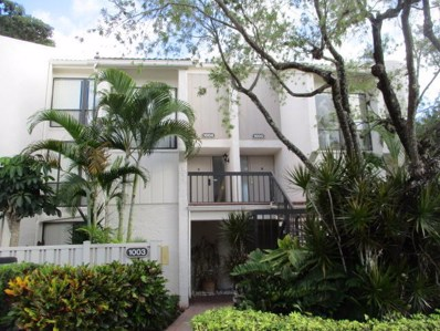 1005 Bridgewood Place, Boca Raton, FL 33434 - #: RX-10526664