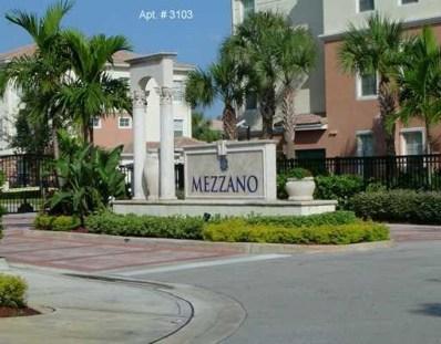 9833 Baywinds Drive UNIT 7105, West Palm Beach, FL 33411 - #: RX-10526830