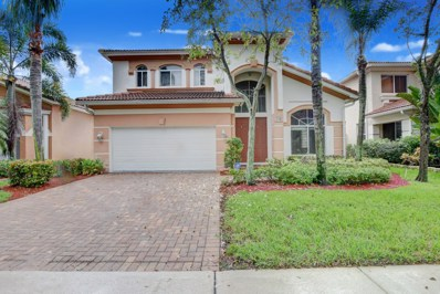 738 Gazetta Way, West Palm Beach, FL 33413 - #: RX-10526994