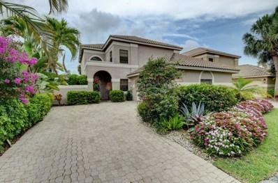 17350 Via Capri E, Boca Raton, FL 33496 - #: RX-10527050