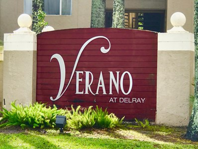 1725 Palm Cove Boulevard UNIT 2-307, Delray Beach, FL 33445 - #: RX-10527404