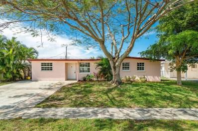 3819 Catalina Road, West Palm Beach, FL 33410 - #: RX-10527870