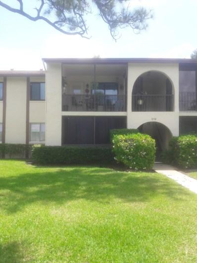 319 Knotty Pine Circle UNIT C-2, Greenacres, FL 33463 - MLS#: RX-10527982