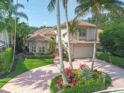 3394 Degas Drive W, Palm Beach Gardens, FL 33410 - MLS#: RX-10527990