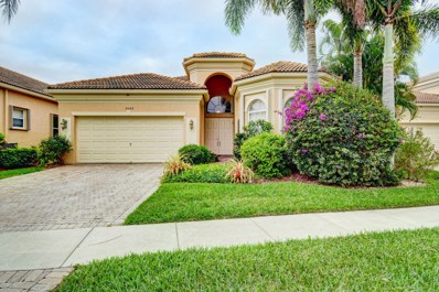 7048 Vivaldi Lane, Delray Beach, FL 33446 - MLS#: RX-10528018