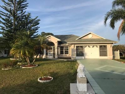 5040 NW Erskin Terrace, Port Saint Lucie, FL 34983 - MLS#: RX-10528221