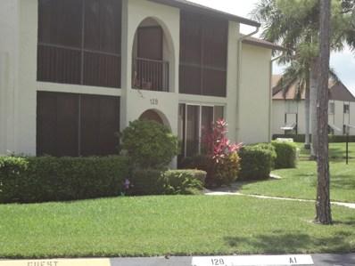 128 Lake Pine Circle UNIT D-2, Greenacres, FL 33463 - MLS#: RX-10528293