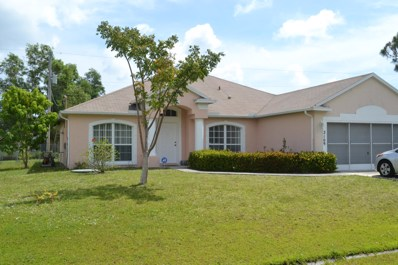 2109 SE Heathwood Circle, Port Saint Lucie, FL 34952 - #: RX-10528515