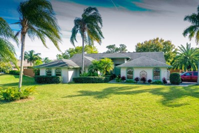 3001 SE Farley Road, Port Saint Lucie, FL 34952 - #: RX-10528903