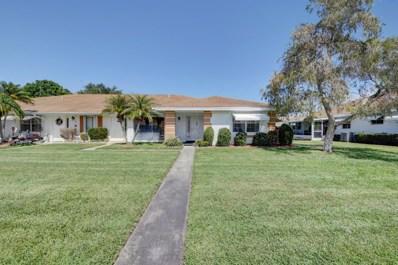 318 Colony #D Lane UNIT 0, Fort Pierce, FL 34982 - #: RX-10529120