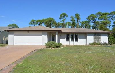 441 SE Guava Terrace, Port Saint Lucie, FL 34983 - #: RX-10529178
