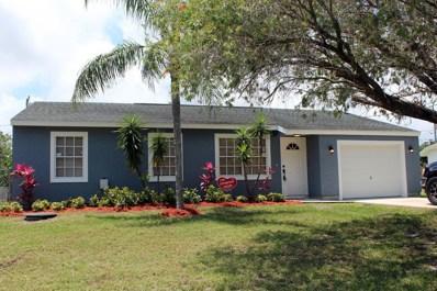 1902 SE Berkshire Boulevard, Port Saint Lucie, FL 34952 - #: RX-10529216