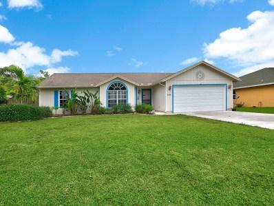 458 SE Guava Terrace, Port Saint Lucie, FL 34953 - #: RX-10529239