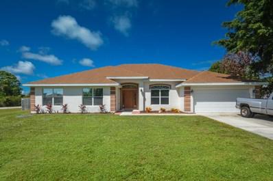 2701 SE Rawlings Road, Port Saint Lucie, FL 34952 - #: RX-10529748