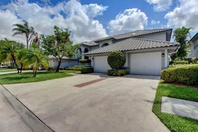 11602 Briarwood Circle UNIT 4, Boynton Beach, FL 33437 - MLS#: RX-10529923
