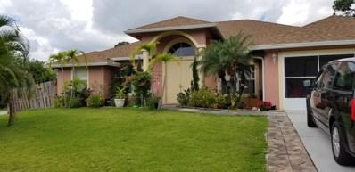 3478 SW Vendome Street, Port Saint Lucie, FL 34953 - #: RX-10530208
