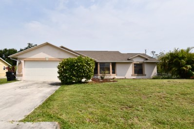 5702 NW North Macedo Boulevard, Port Saint Lucie, FL 34983 - #: RX-10530844