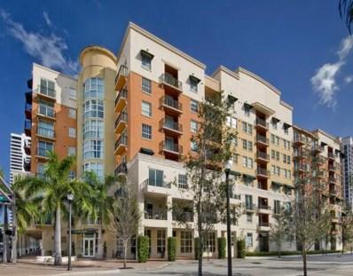 600 S Dixie Highway UNIT 514, West Palm Beach, FL 33401 - #: RX-10530894
