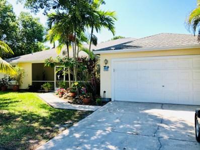 350 NE Camelot Drive, Port Saint Lucie, FL 34983 - MLS#: RX-10531326