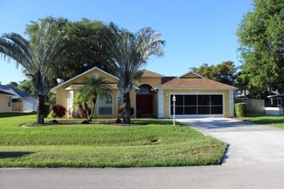 4803 Eagle Drive, Fort Pierce, FL 34951 - #: RX-10531413