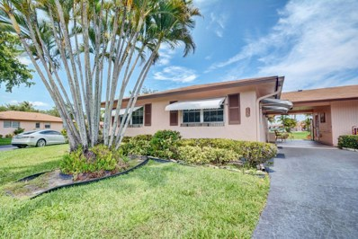 320 Flamingo Lane, Delray Beach, FL 33445 - MLS#: RX-10531451