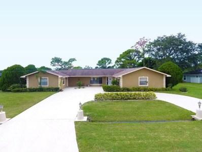 2080 SE Elmhurst Road, Port Saint Lucie, FL 34952 - #: RX-10531595