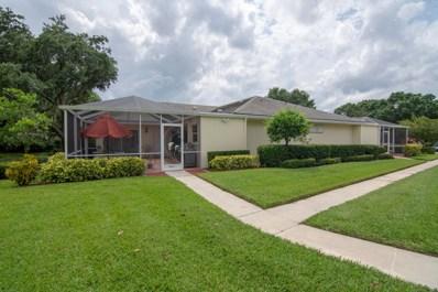 1202 NW Sun Terrace Circle UNIT 24, Saint Lucie West, FL 34986 - MLS#: RX-10532077