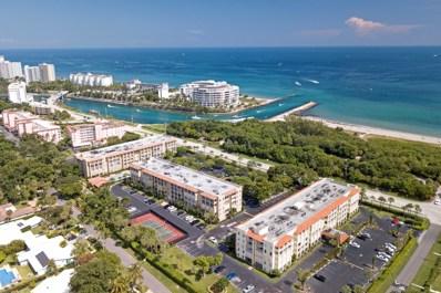 1111 S Ocean Boulevard UNIT 320, Boca Raton, FL 33432 - MLS#: RX-10532509