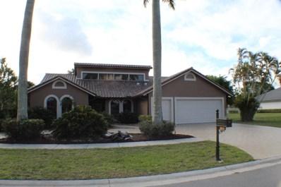 10333 Camelback Lane, Boca Raton, FL 33498 - MLS#: RX-10532627