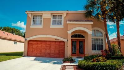 6368 Branchwood Drive, Lake Worth, FL 33467 - MLS#: RX-10532969