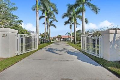 14985 Oatland Court, Wellington, FL 33414 - MLS#: RX-10533088