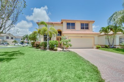 7692 Colony Lake Drive, Boynton Beach, FL 33436 - MLS#: RX-10533149