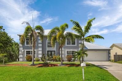 285 SW Grove Avenue, Port Saint Lucie, FL 34983 - MLS#: RX-10533198