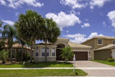 7411 Via Luria, Lake Worth, FL 33467 - MLS#: RX-10533247