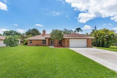 8784 N Virginia Avenue, Palm Beach Gardens, FL 33418 - #: RX-10533329