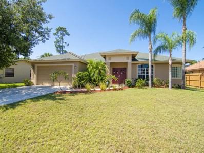 1041 SW Dalton Avenue, Port Saint Lucie, FL 34953 - #: RX-10533349